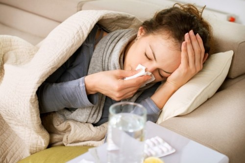 Flu Season During COVID