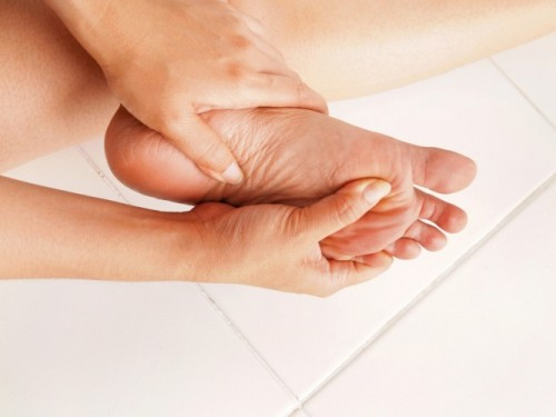 Diabetes and Foot Health