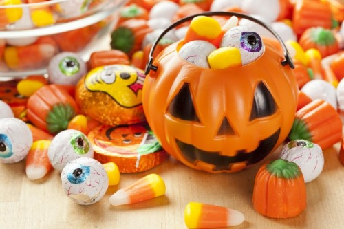 Boo! Halloween Sugar Can Be a Fright