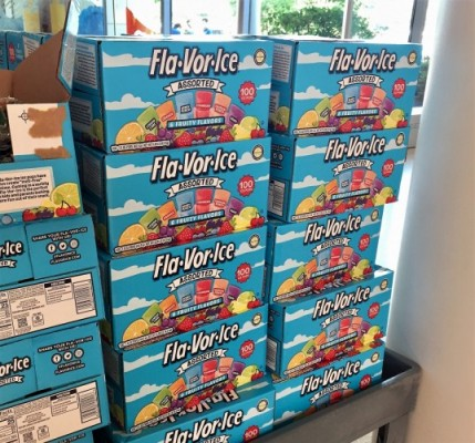 Ice Pop Partnership to Benefit Hospitalized Kids