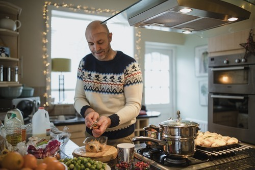 Holiday Season Kitchen Safety