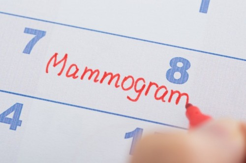 Is a Mammogram included in your New Year Resolutions?