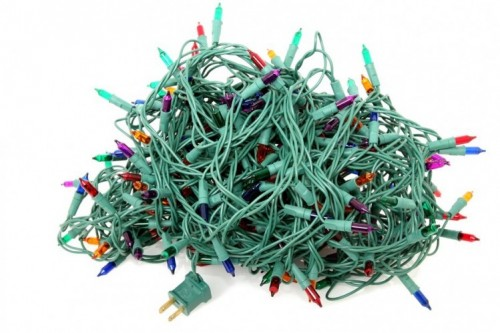 Christmas Light Recycling Effort Exceeds Expectations