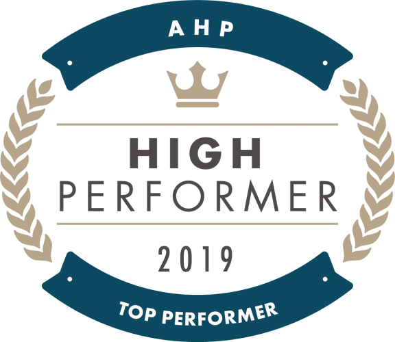 AHP - Foundation 2019 logo