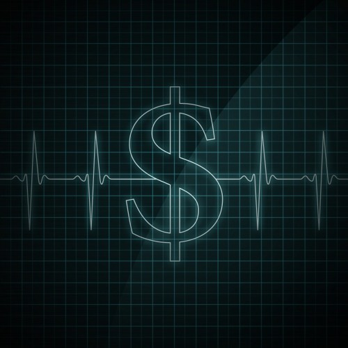 Dollar Sign Heartbeat