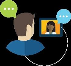 Telehealth graphic