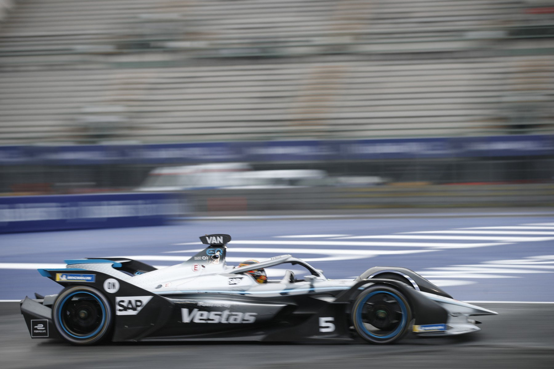 Formula E - Mercedes-Benz EQ