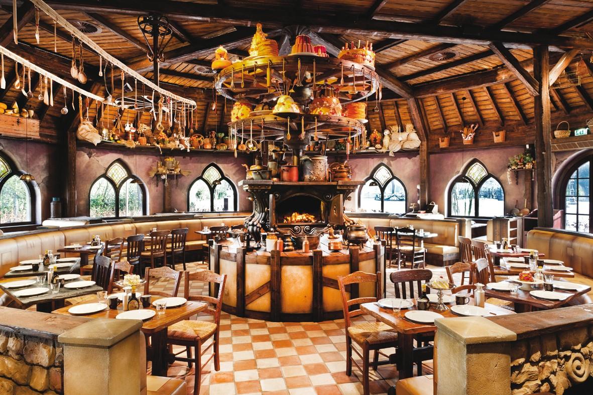 Efteling Pancake Restaurant Receives International Award