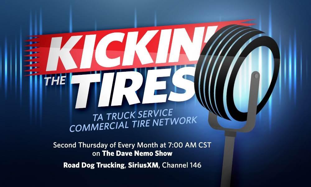 TA Truck Service Commercial Tire Network & the Dave Nemo