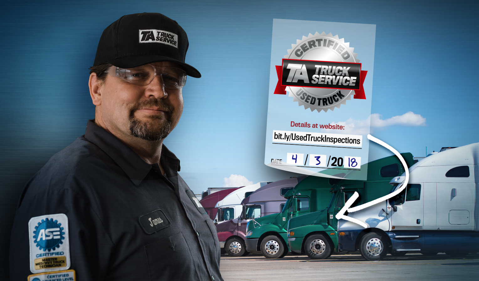 Ta Truck Service Launches Certified Used Truck And