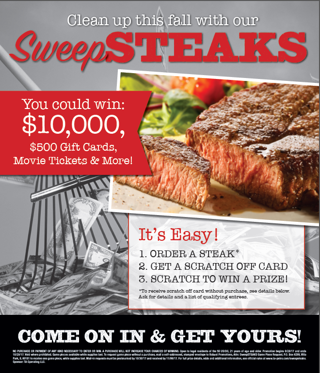 sweepsteaks