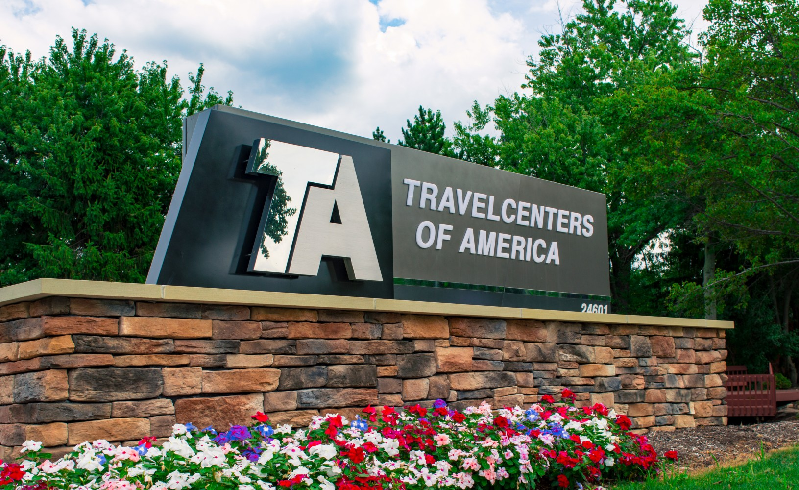 About TravelCenters of America