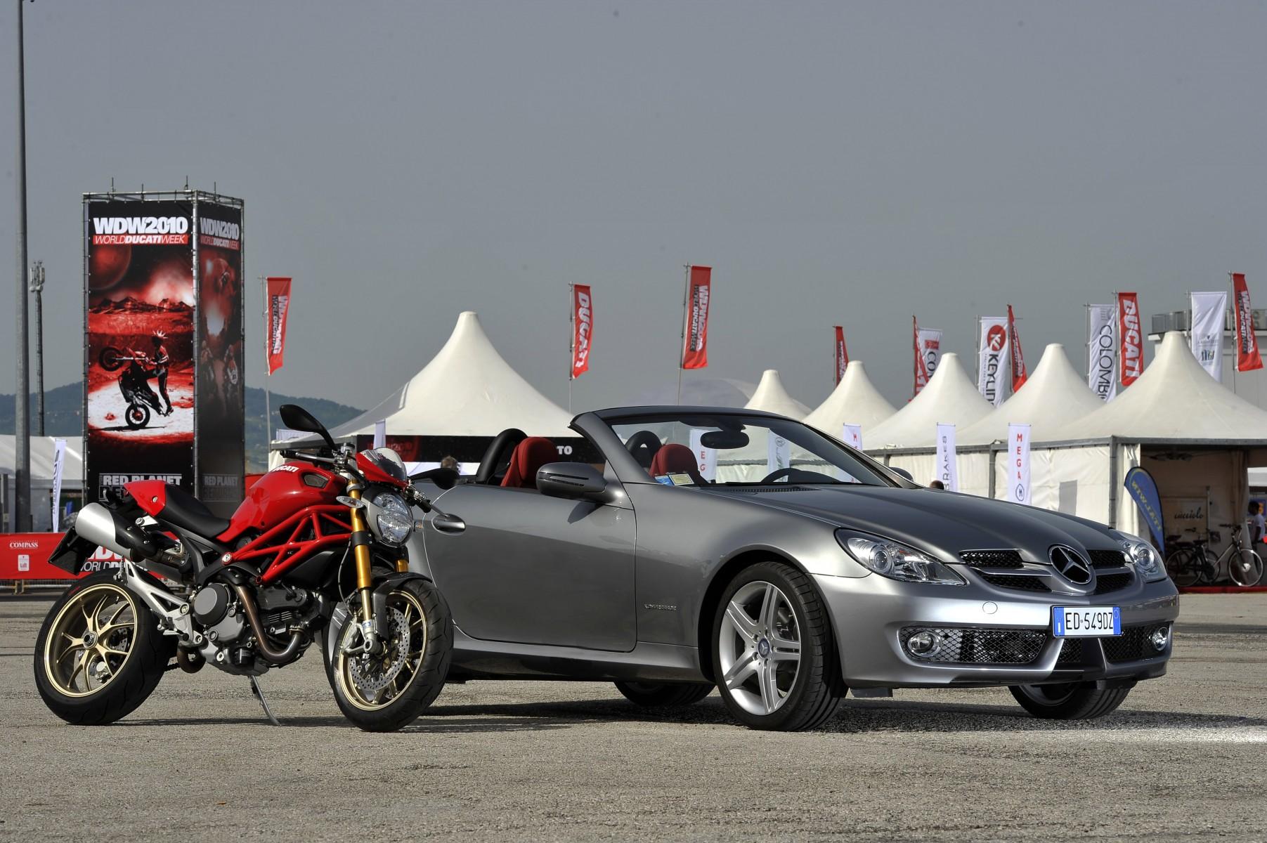 Mercedes SLK: nuove foto ufficiali - Autoblog