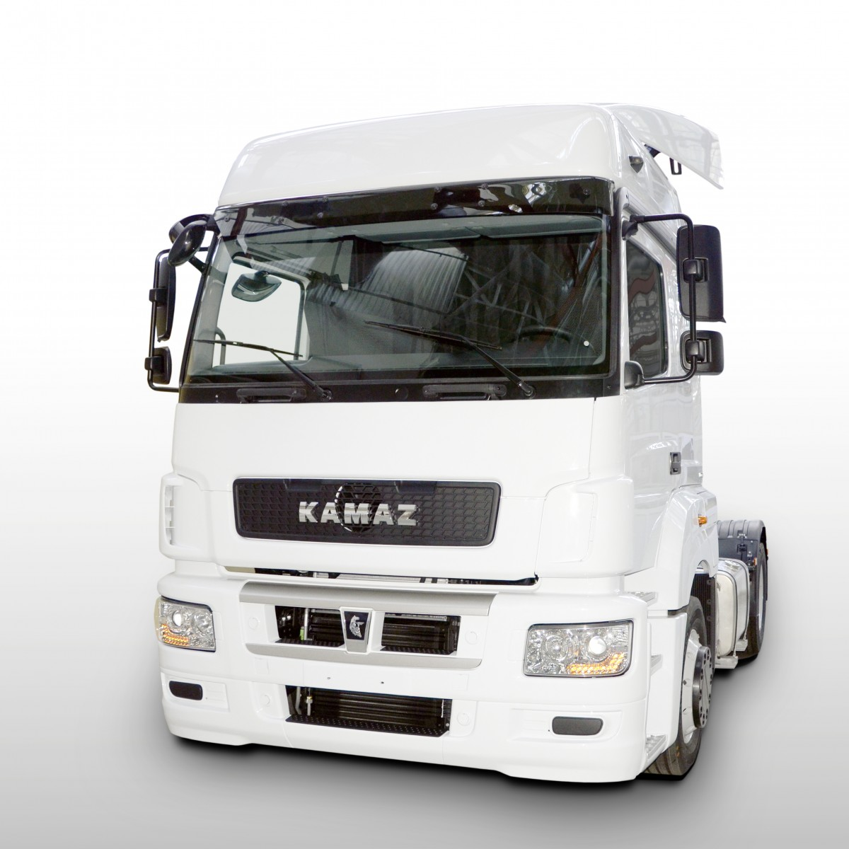 Daimler Trucks And Kamaz Unveil Jointly Developed Truck In
