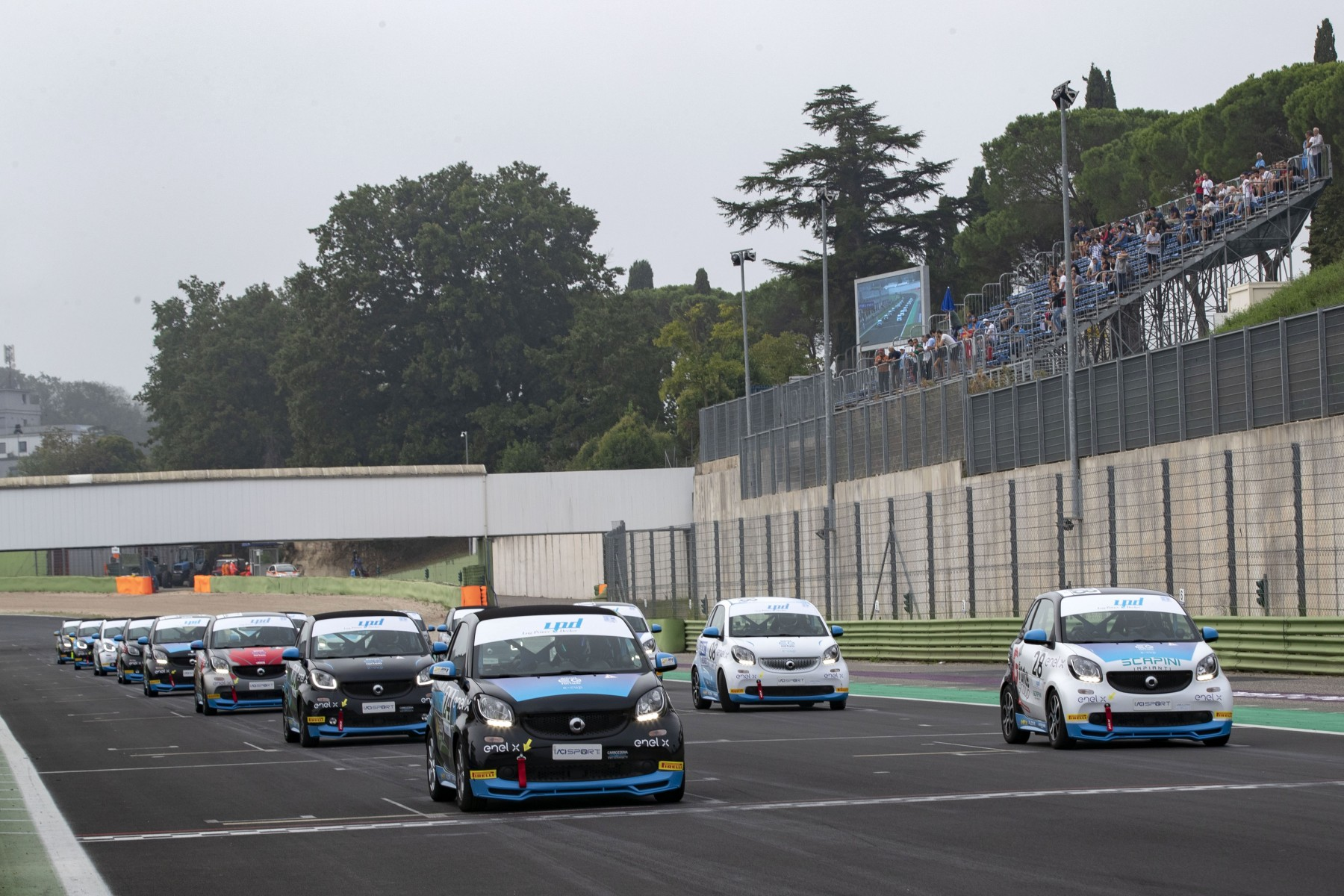smart EQ fortwo e-cup Vallelunga (1)