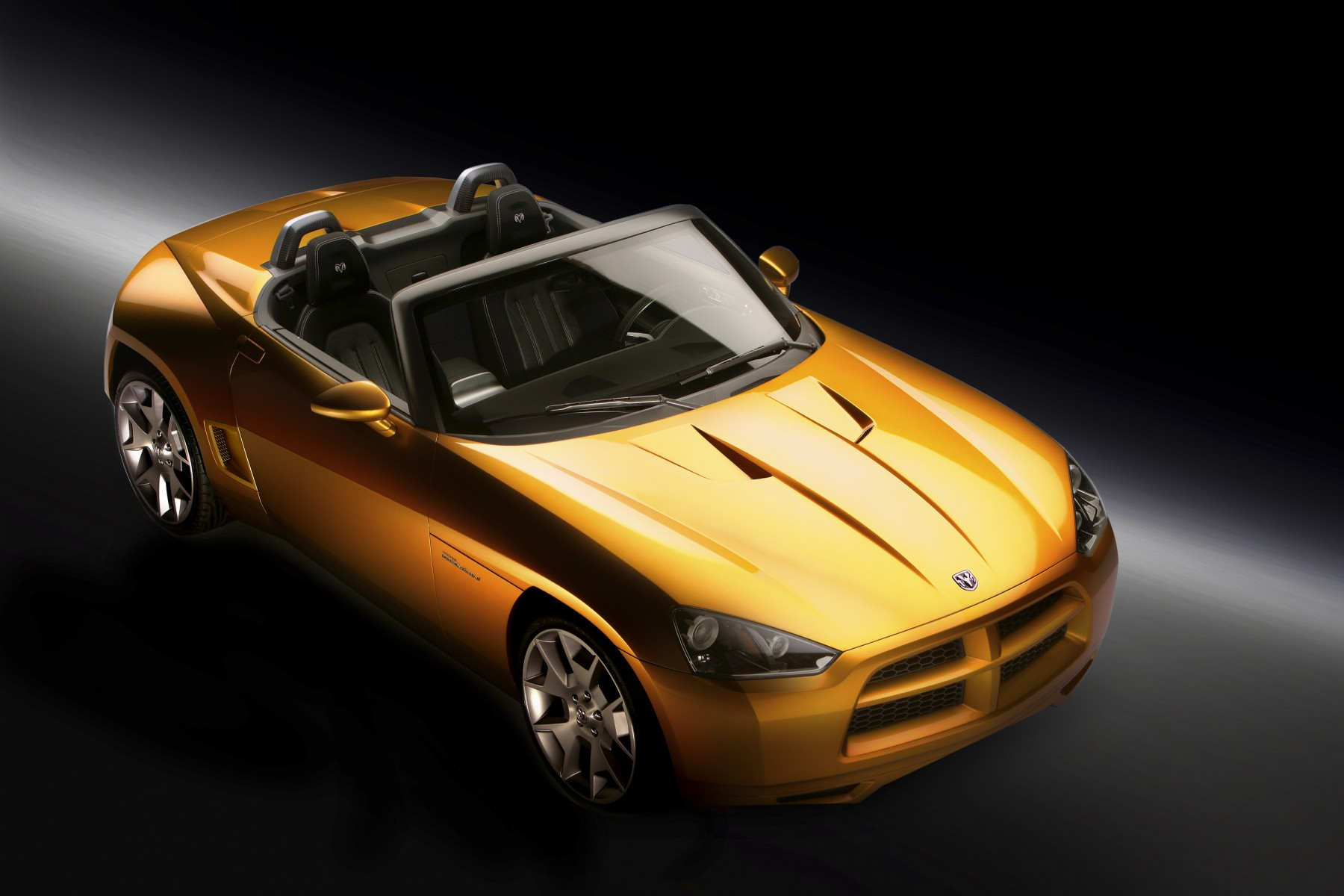 Le concept car Dodge Demon Roadster