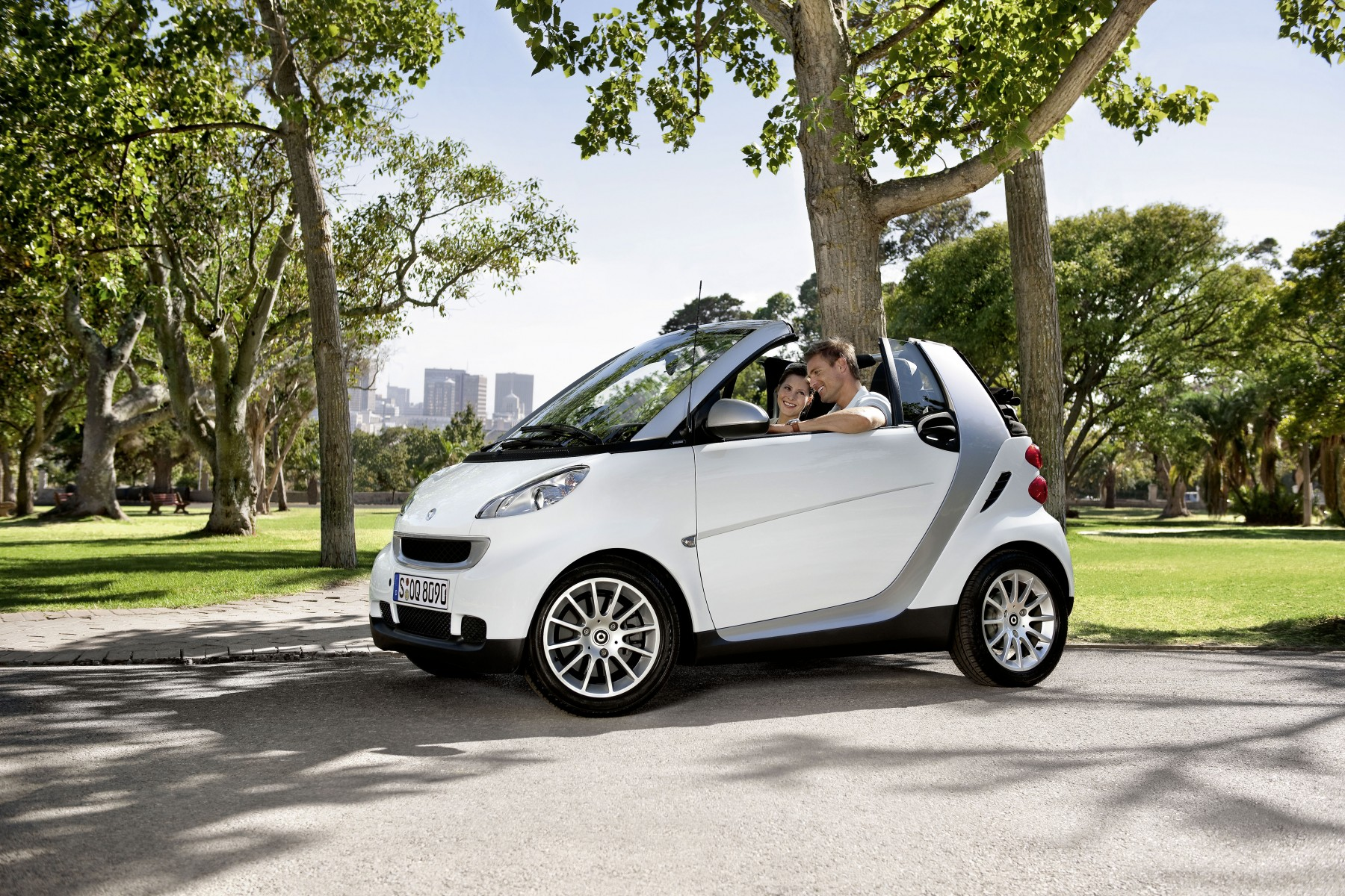 Nouvelle smart fortwo cdi (54 ch.)