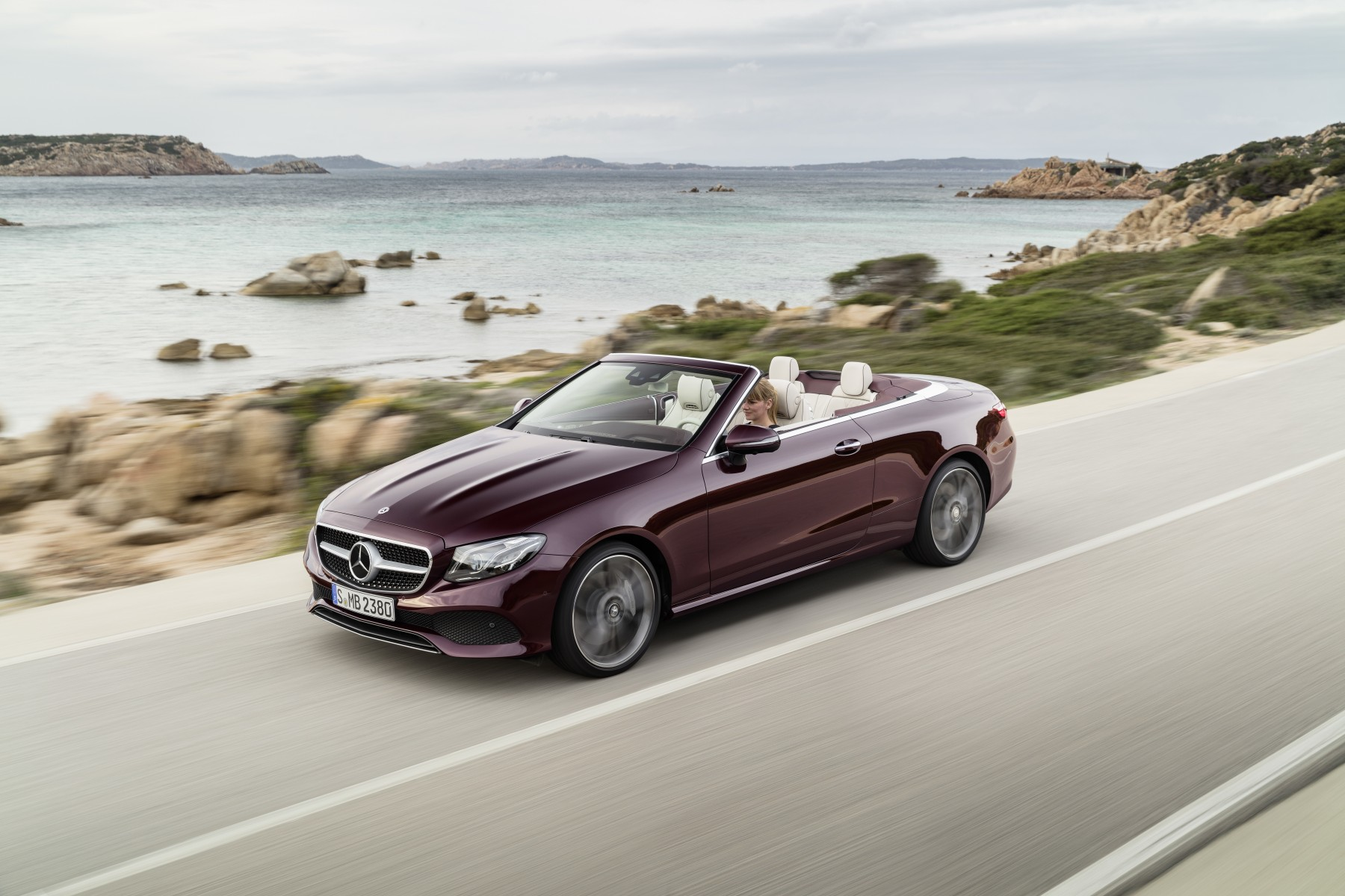 Classe E Cabriolet top banner