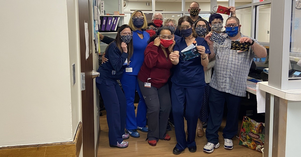 Behavioral Health - Homemade Masks