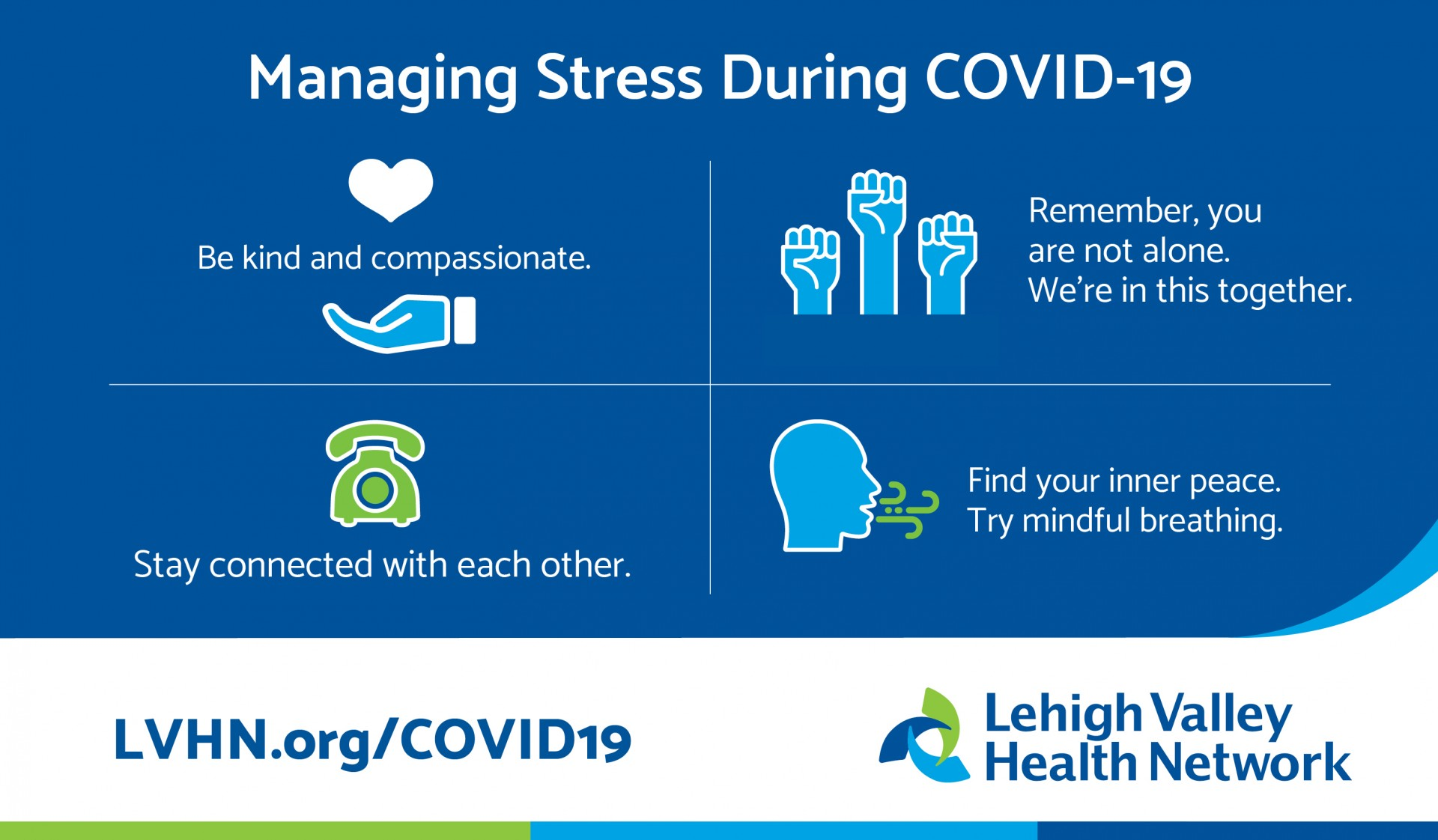 Managing Stress During Covid-19 Outbreak
