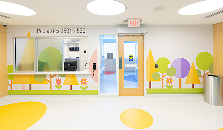 New Pediatric Unit Opens At Lehigh Valley Reilly Children