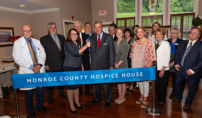 HospiceHouseRibbonCutting