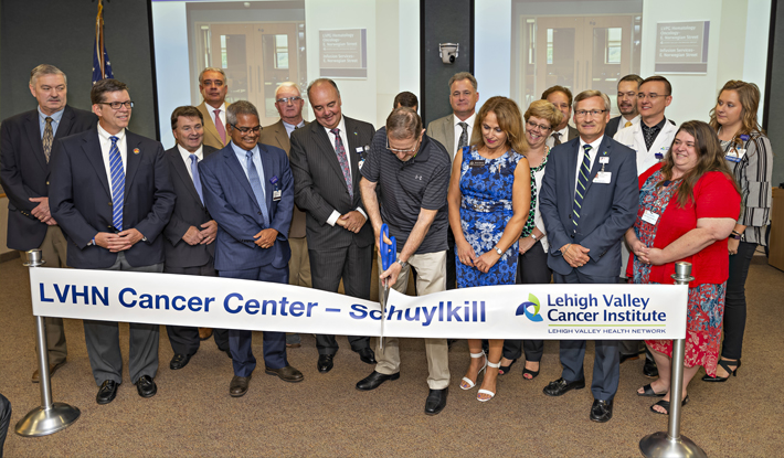 LVH-S Cancer Center Opening
