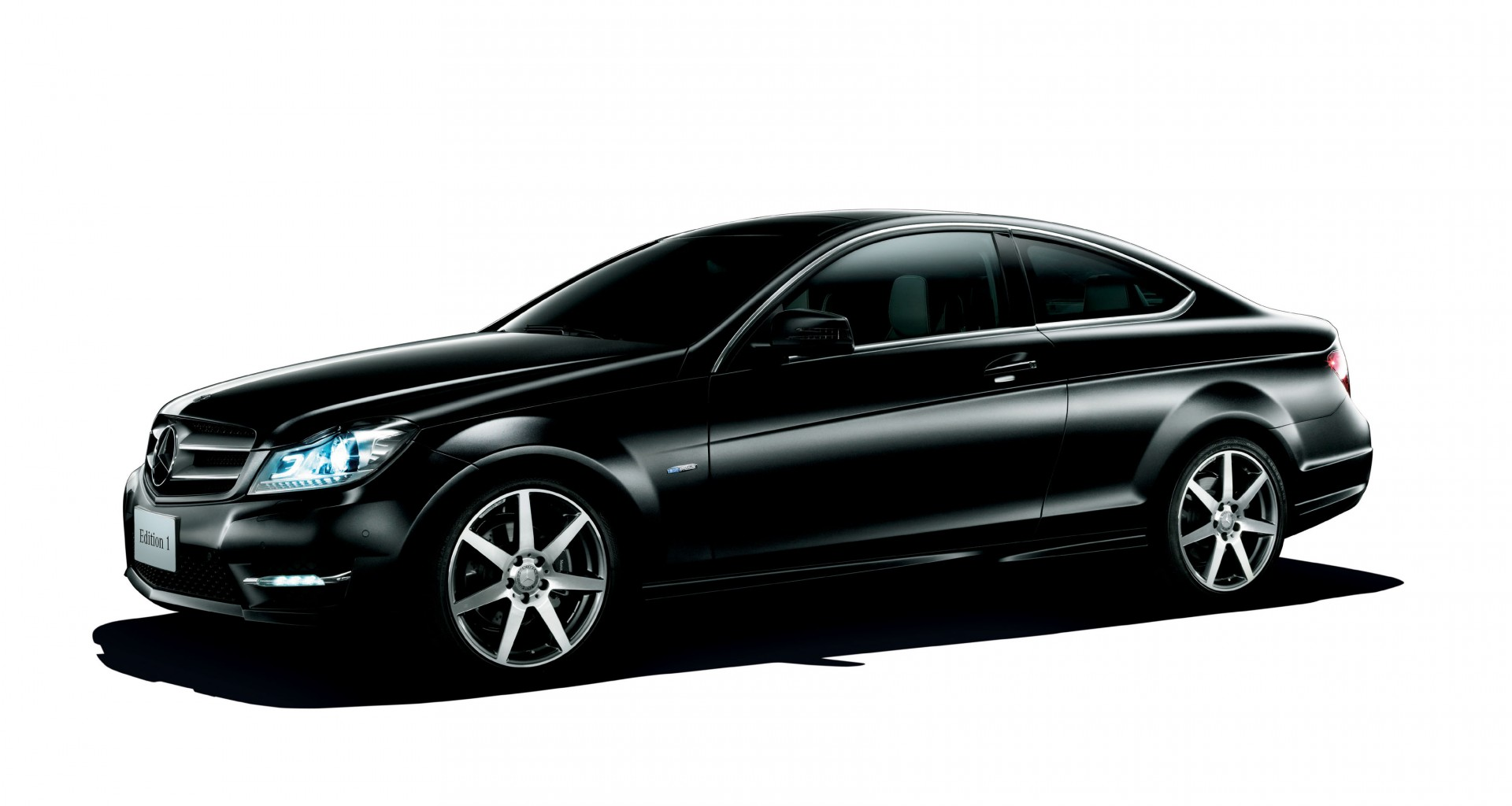 C 250 BlueEFFICIENCYクーペ Edition 1を発売