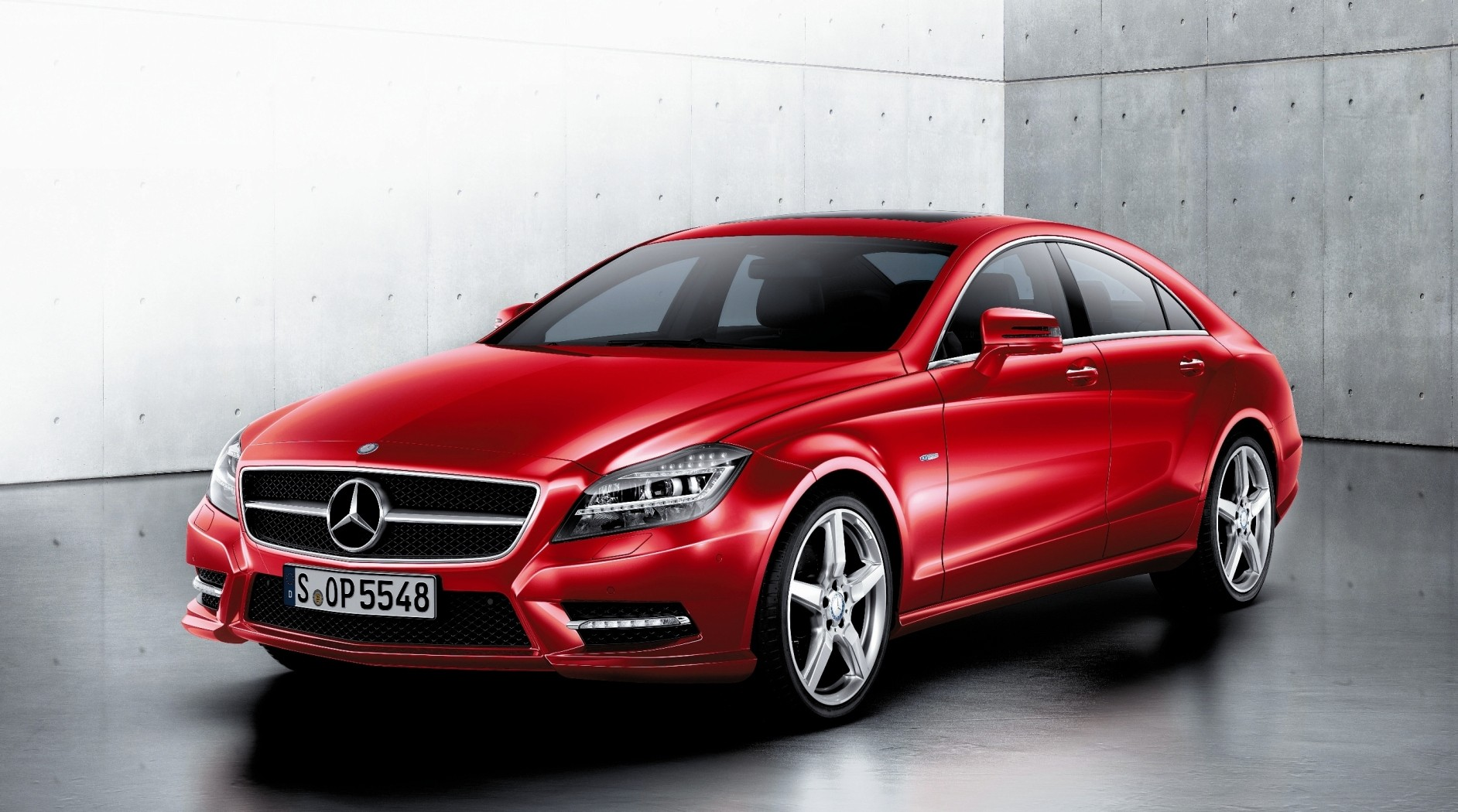 "CLS 350 BlueEFFICIENCY ""designo"" Limitedを期間限定発売"