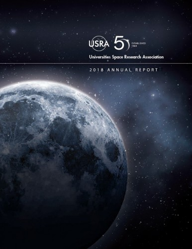2018 USRA Annual Report cover