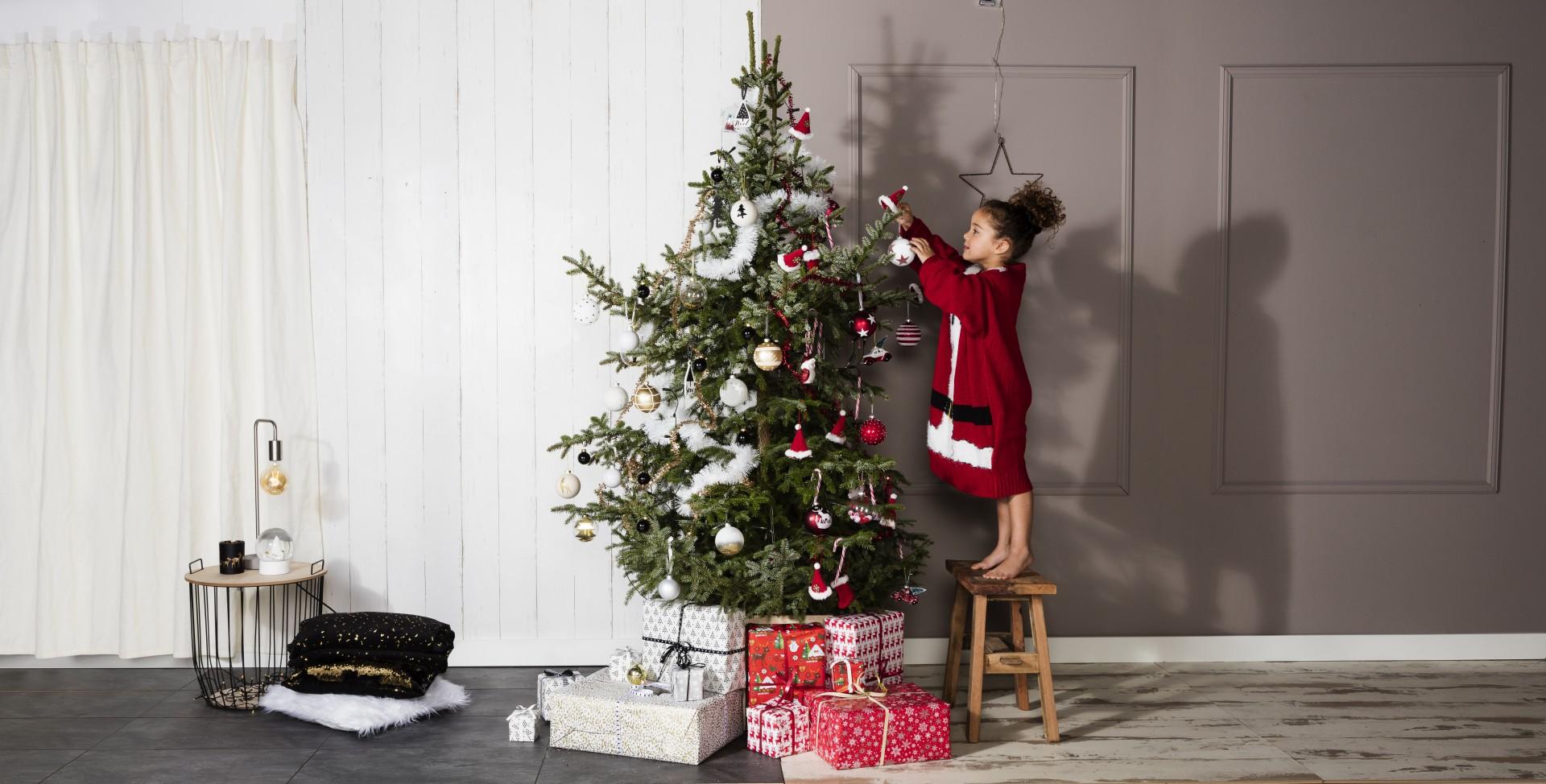 Witte Kerst Huis : Haal de kerst in huis