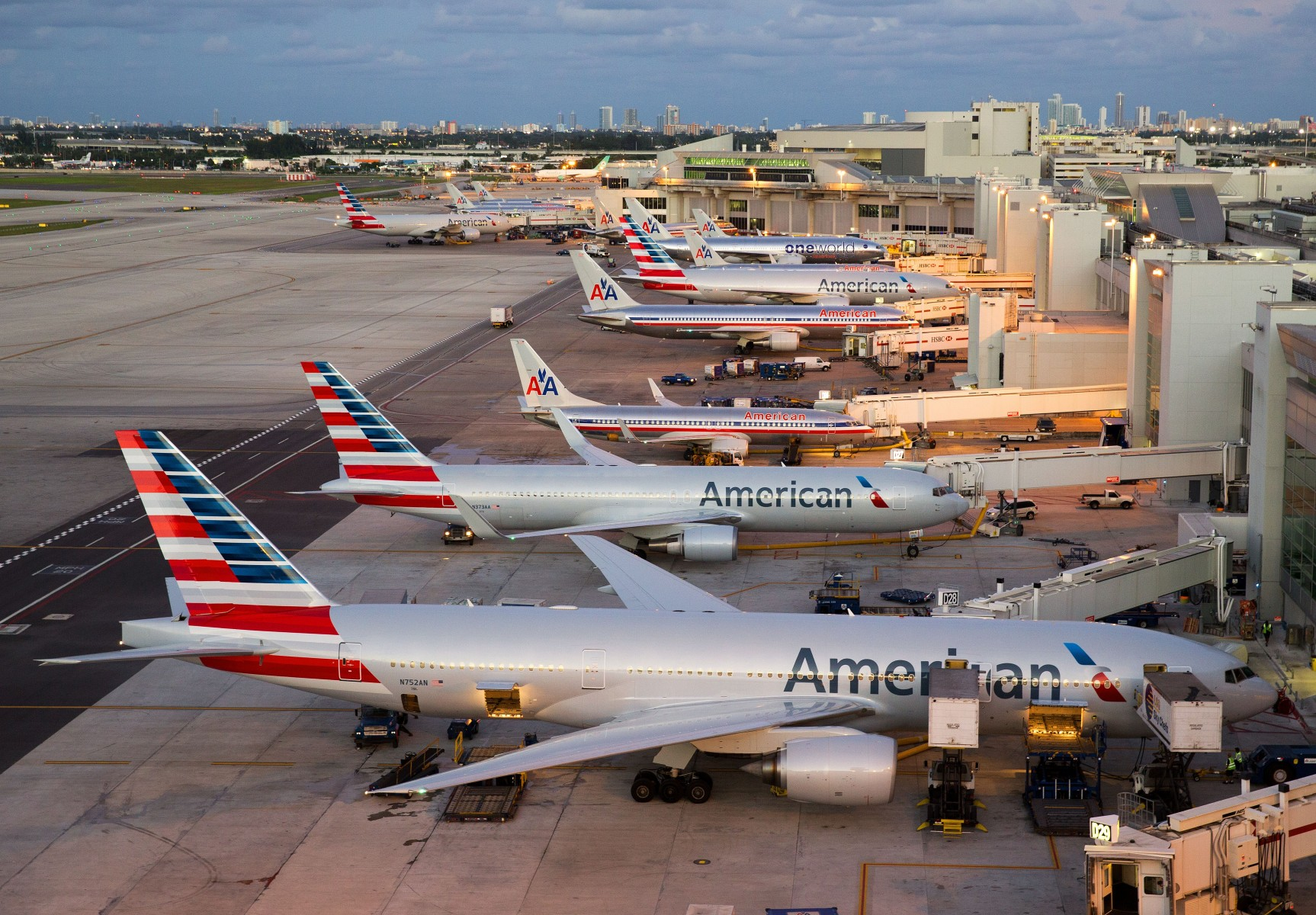 American Airlines announces expanded service from MIA hub
