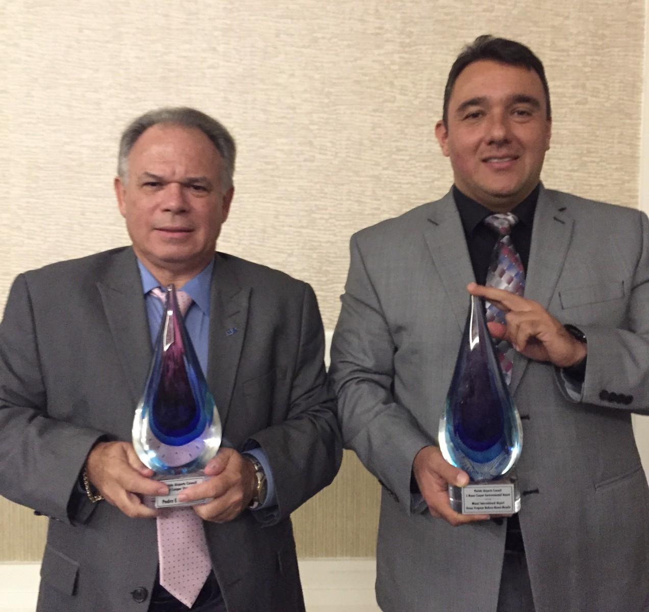 MIA wins two awards for environmental conservation from the Florida Airports Council