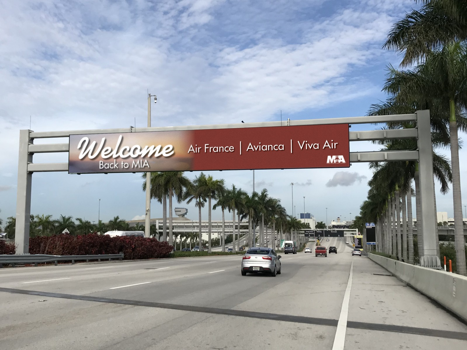 MIA says bienvenido and bienvenue to returning airlines