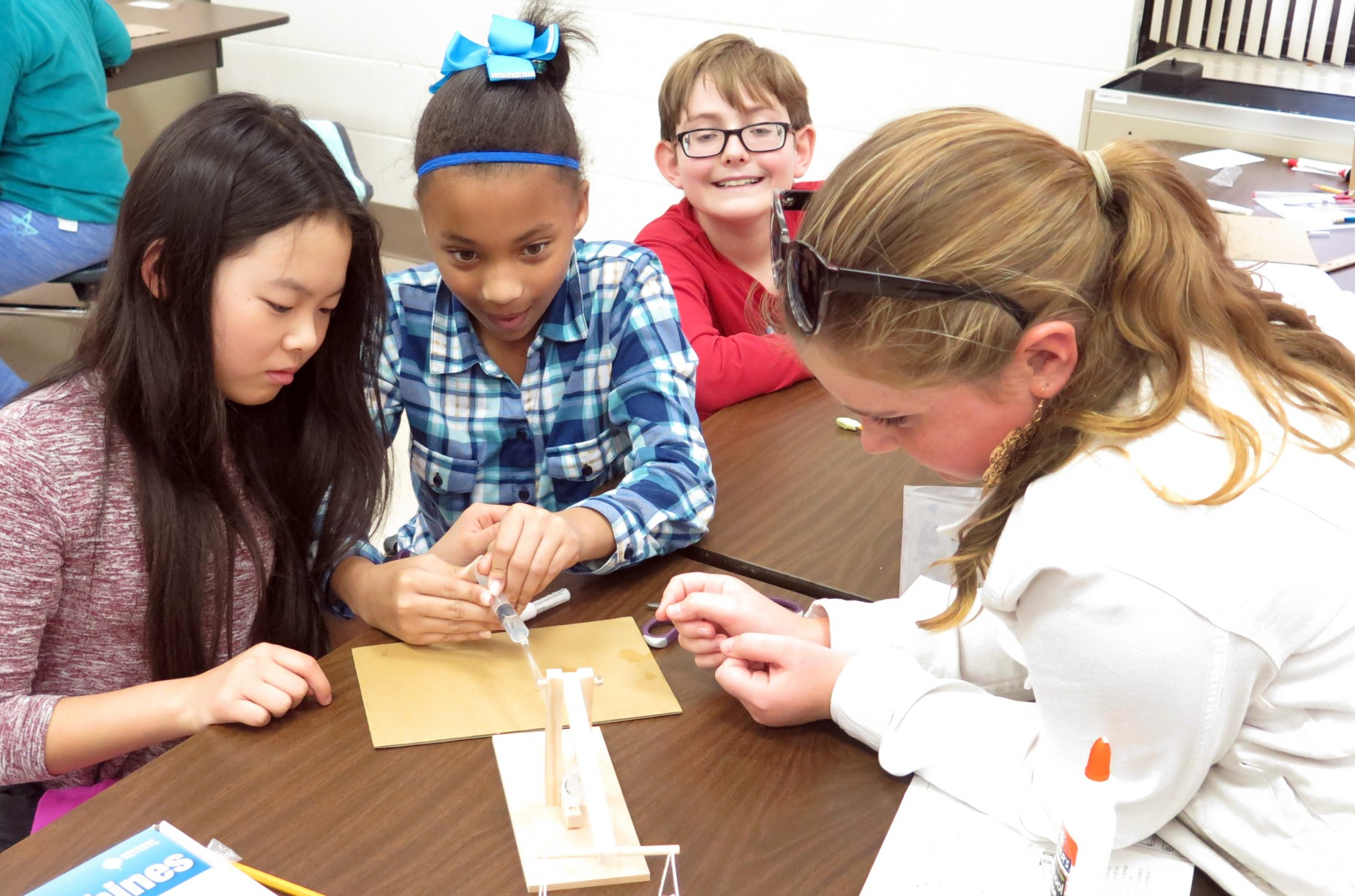 CAP-Provided Kits Spur Student Interest in STEM Subjects