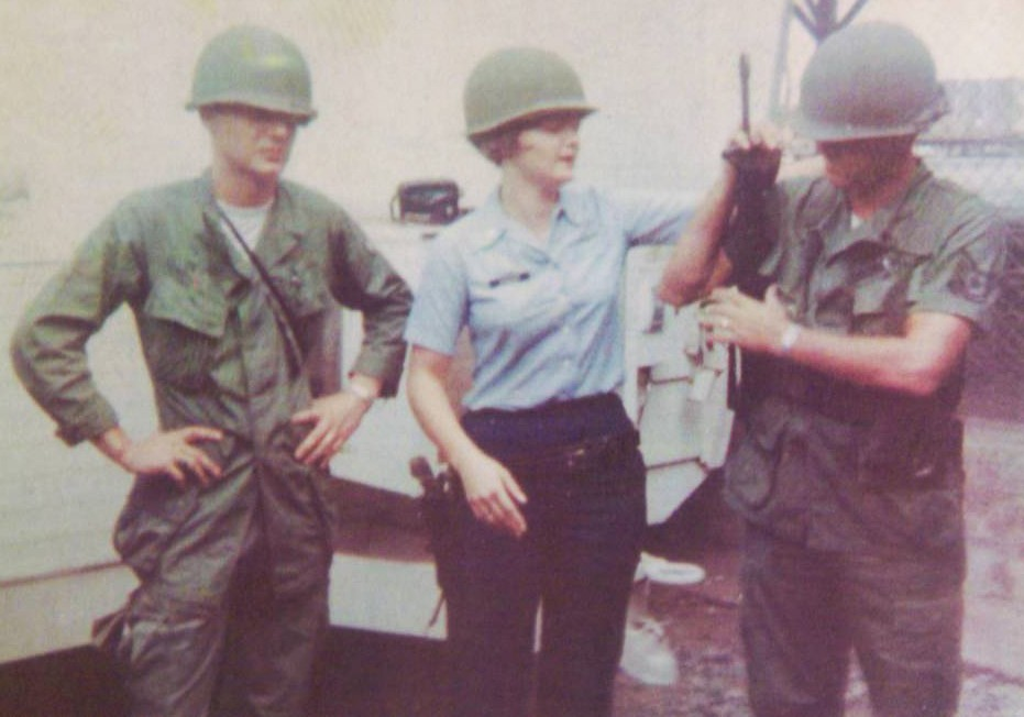 CAP Chaplain Served Two Tours as Flight Nurse During Vietnam War