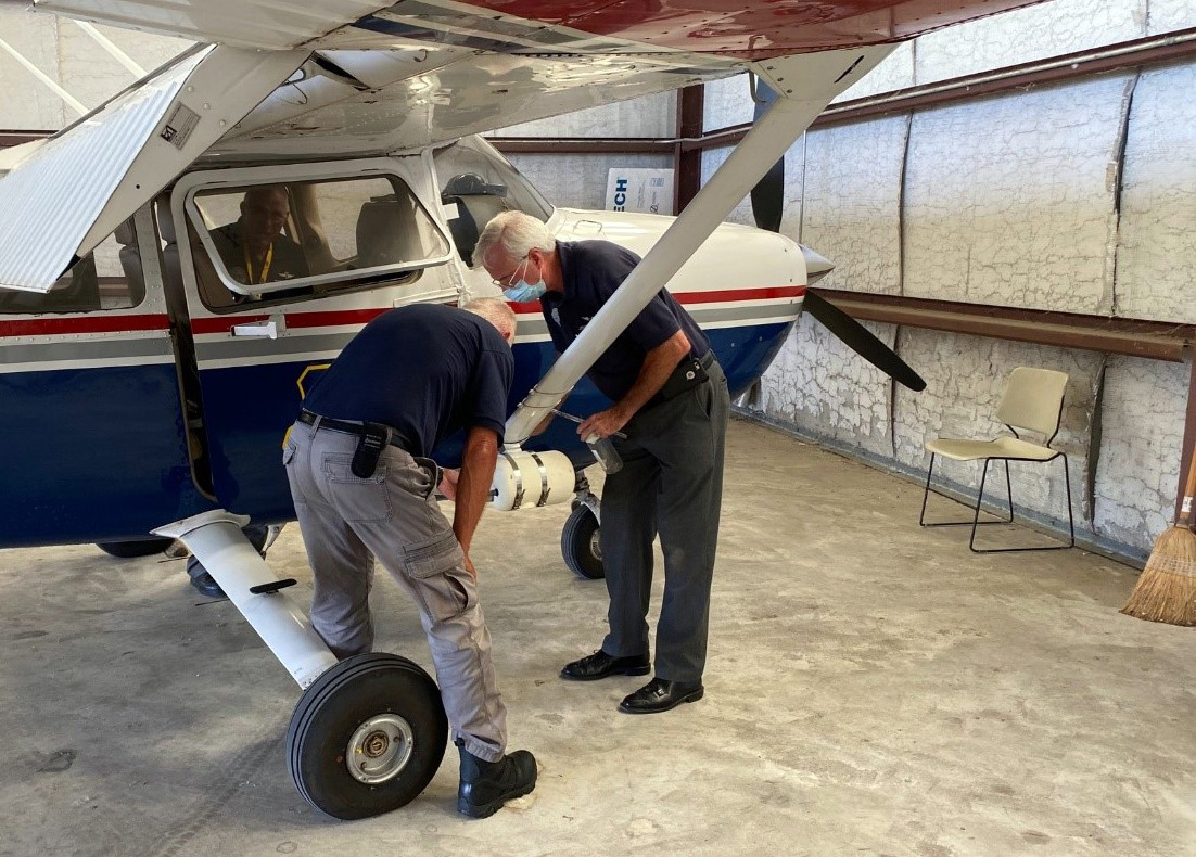 Getting ready