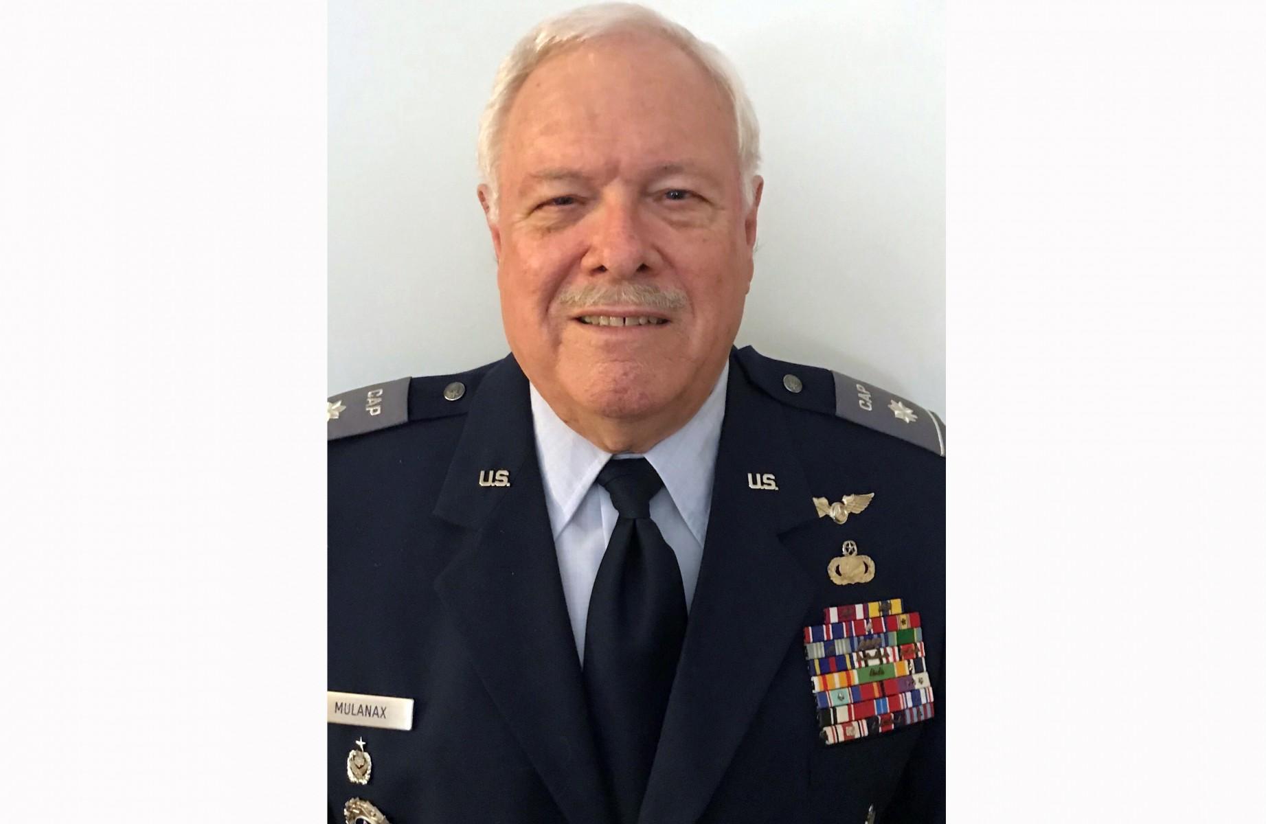 US Civil Air Patrol CAP Air Force Auxiliary US National Historian Member