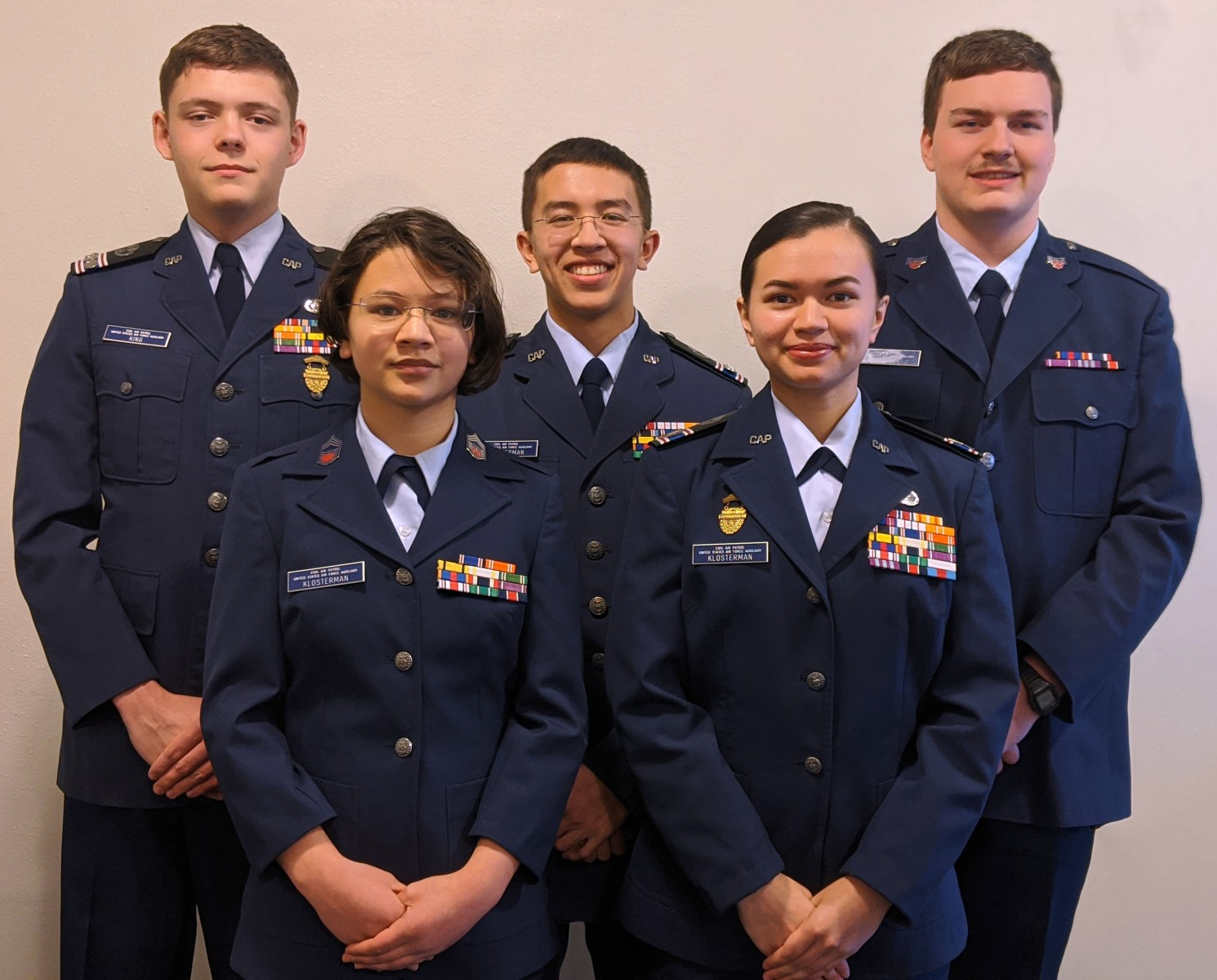 South Dakota cadets