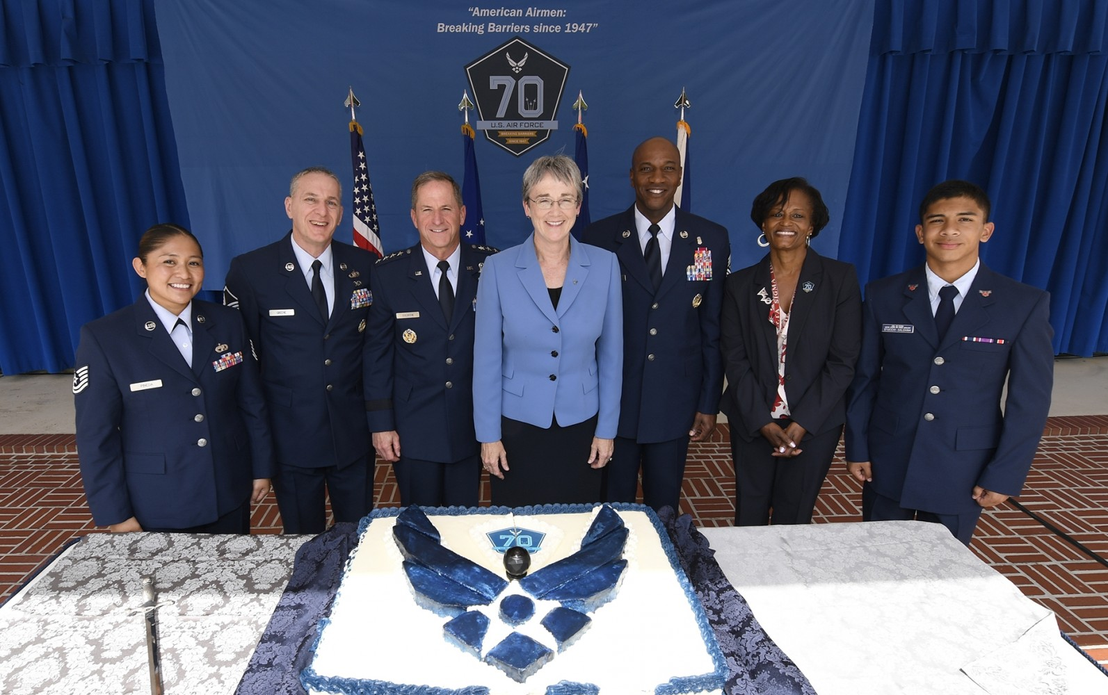 Air Force Celebration
