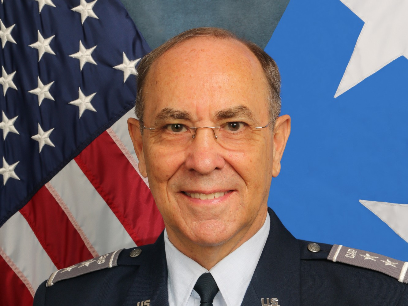 Maj. Gen. Mark E. Smith