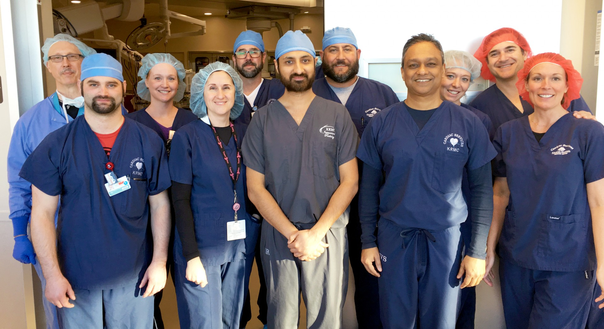 Structural heart team at Rocky Mountain Heart & Lung