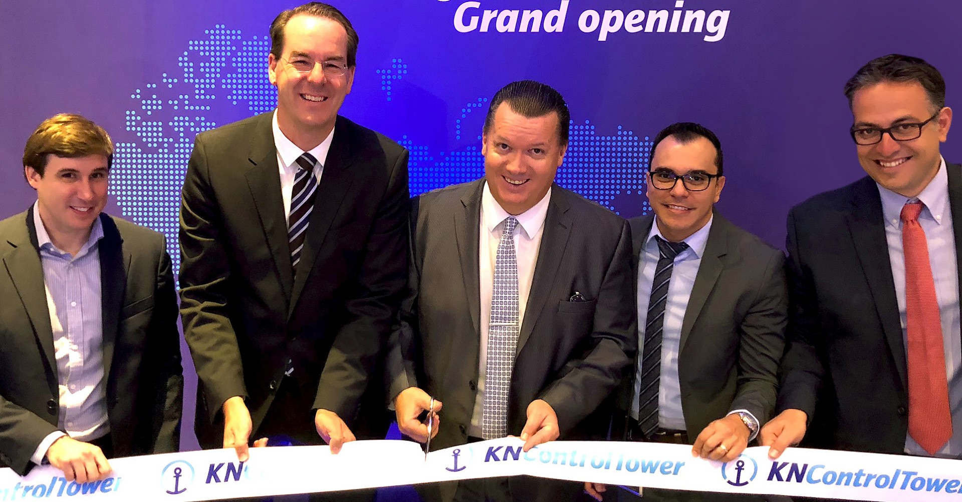 Kuehne + Nagel opens Integrated Logistics Control Centre (LCC) in Bogotá, Colombia