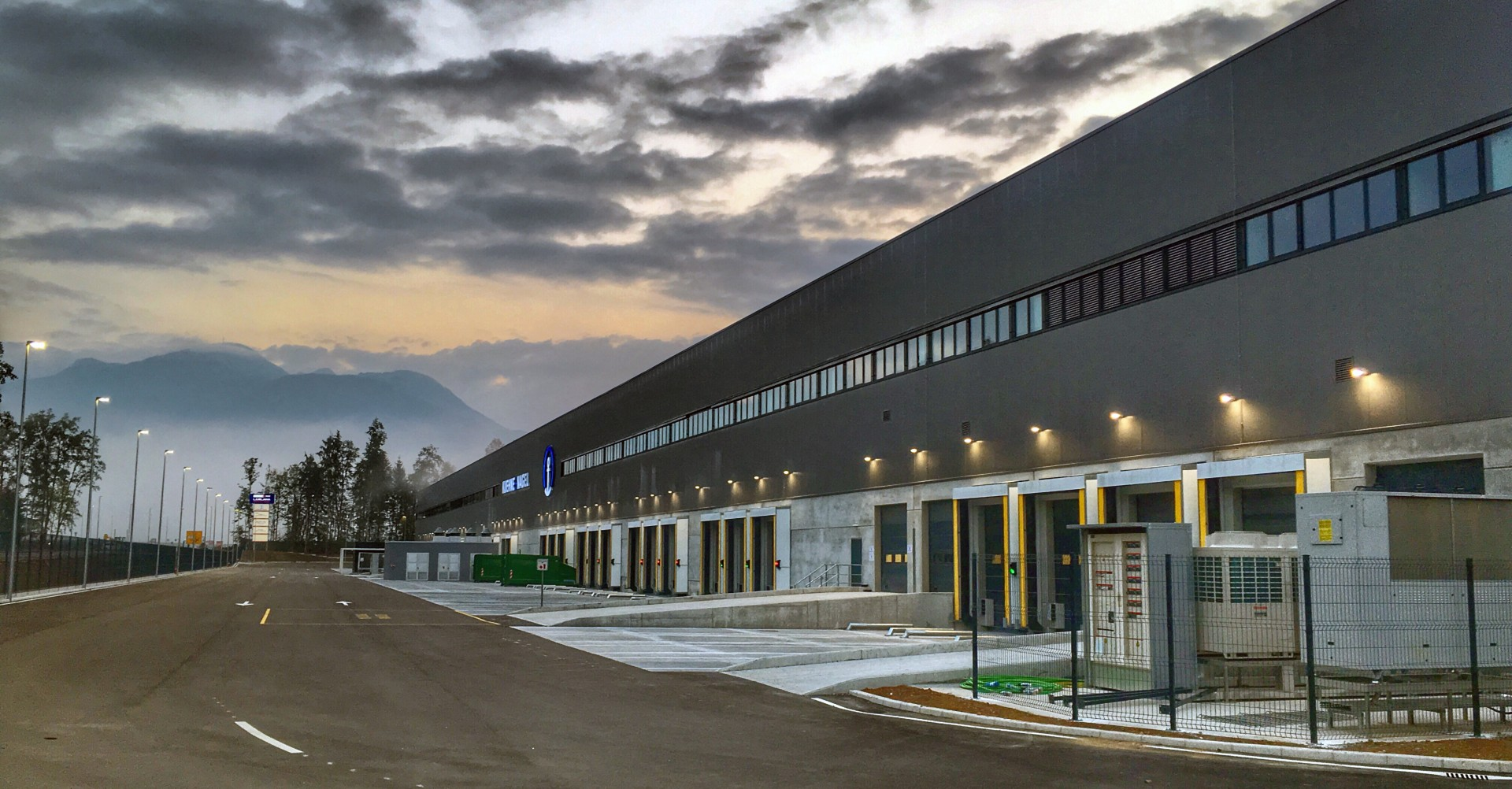 Kuehne + Nagel opens global distribution centre in Slovenia