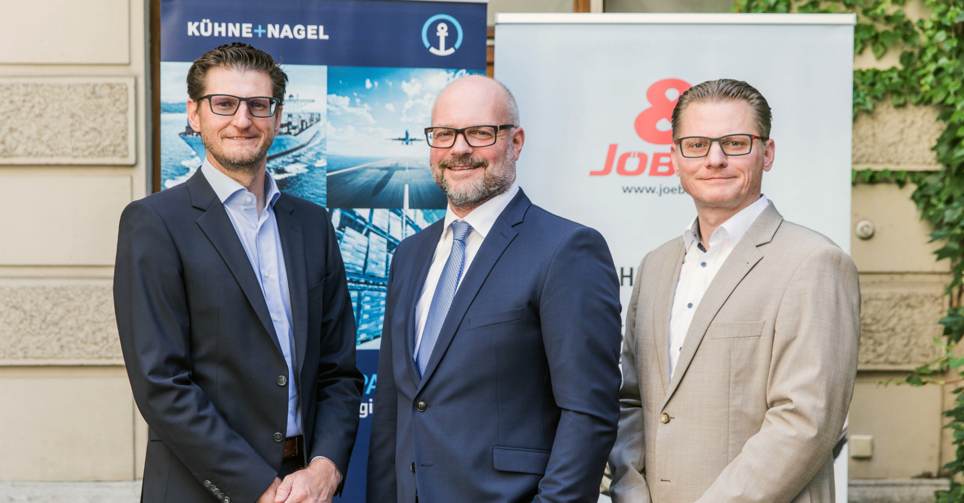 Kuehne + Nagel enhances overland network with the acquisition of the Jöbstl Group