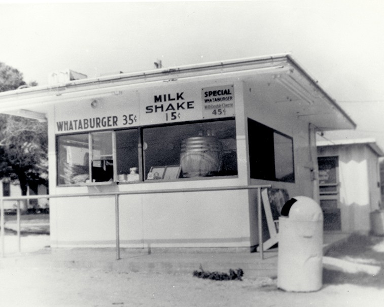 The First Whataburger