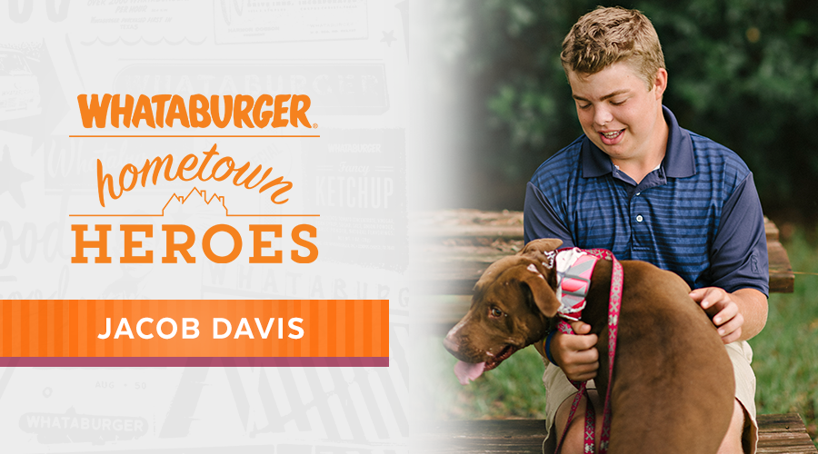 DNR Banner_Hometown Heroes_ Jacob Davis