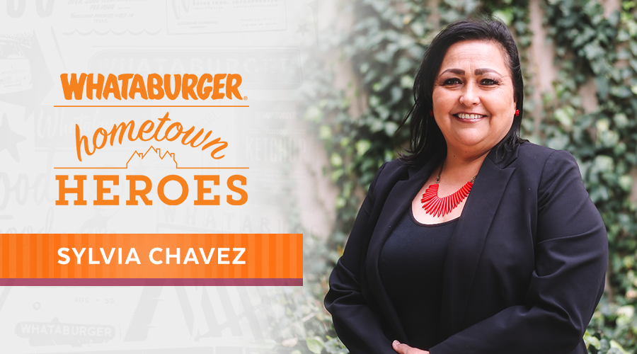 DNR Banner_Hometown Heroes_Sylvia Chavez