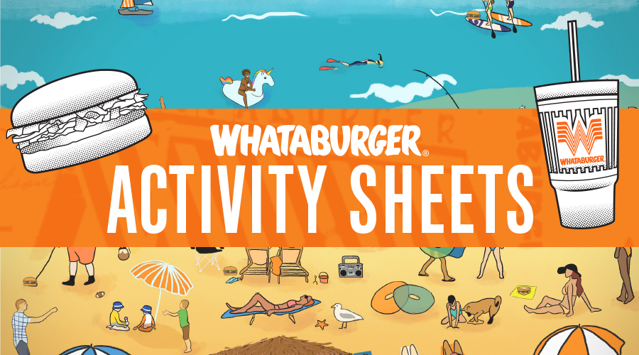 DNR WB Activity Sheets_Banner