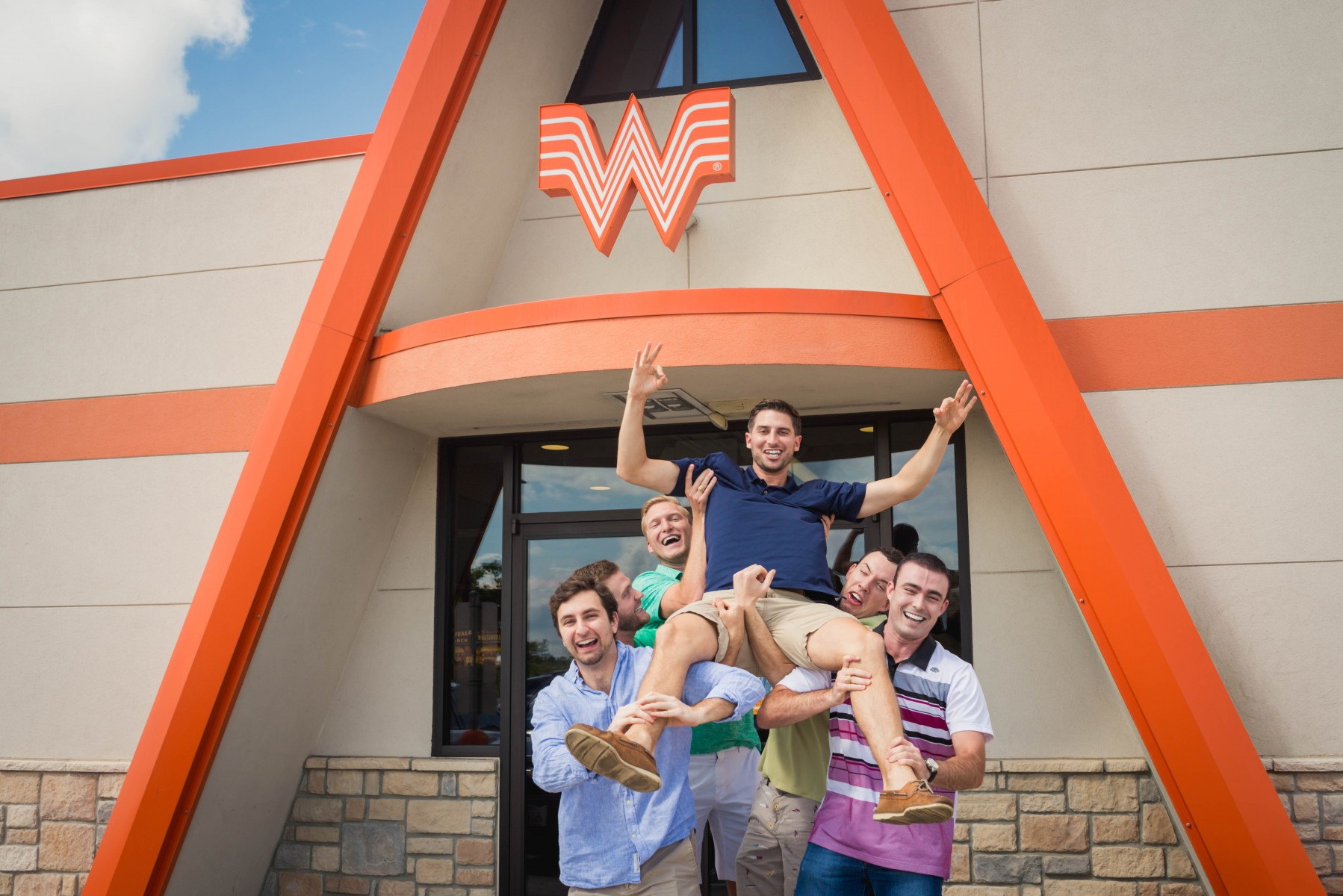 Whataburger Groomsmen
